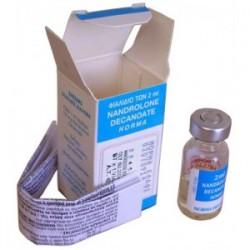 Nandrolona decanoato Norma Hellas 2ml frasco [100mg / 1ml]
