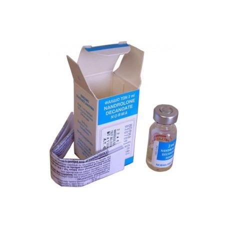 Nandrolone Decanoate Norma Hellas 2ml vial [100mg/1ml]