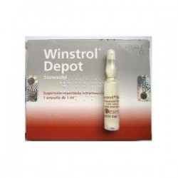 Winstrol Depot Desma 1ml amp [50mg / 1ml]