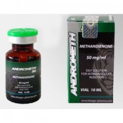 Andrometh 50 Thaiger Pharma 10ml vial [50mg/1ml]