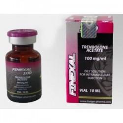 Finexal 100 Thaiger Pharma 10ml flaska [100mg / 1ml]