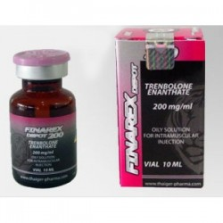 Flacon de 10ml de Finarex 200 Thaiger Pharma [200mg / 1ml]