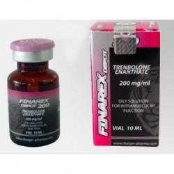 Frasco de 10ml de Finarex 200 Thai Pharma [200mg/1ml]
