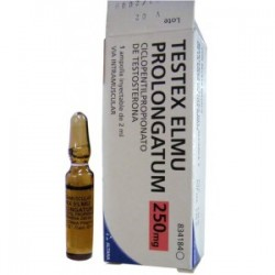 Testex Elmu Prolongatum Altana 1ml amp [250mg/1ml]