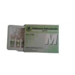 Boldenone Undecylenate 1 de marzo ml amp [200mg / 1ml]