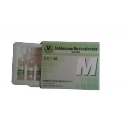 Boldenone Undecylenate amp de ml 1 de março [200mg/1ml]