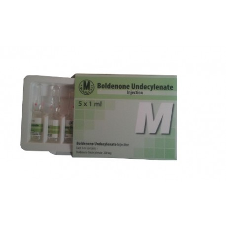 Boldenone Undecylenate 1 de marzo ml amp [200mg / 1ml]