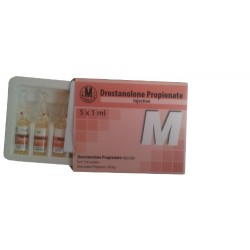 Drostanolone propionaat maart 1 ml amp [100mg / 1ml]