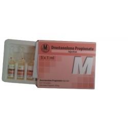 Drostanolone propionát március 1 ml amp [100mg / 1ml]