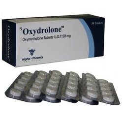 Oxydrolon 50 Alpha Pharma