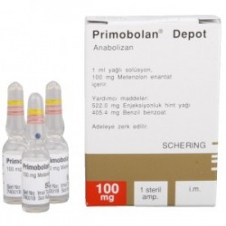 Primobolan Depot Schering 1ml amp [100mg/1ml]