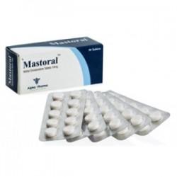 Mastoral Alpha Pharma 50 tabbladen [10mg/tab]