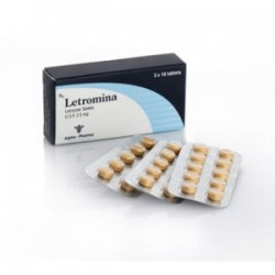 Letromina Alpha Pharma 30 faner [2.5 mg/tab]