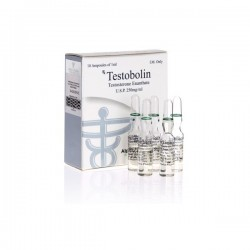 Testobolin Alpha Pharma [250mg / 1ml]