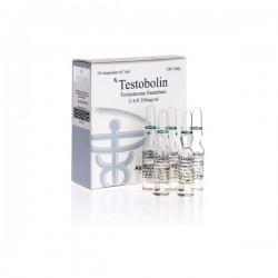 Testobolin Alpha Pharma [250mg / 1ml]