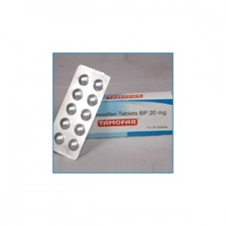 Tamofar Tamoxifen tabletten BP 30 tabbladen [20mg/tab]