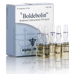 Boldebolin 250 mg Alpha Pharma