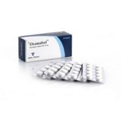 Oxanabol comprimidos Alpha Pharma [10mg/Guia] - Anavar