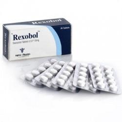 Rexobol 10mg Alpha Pharma (Winstrol)