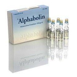 Alphabolin Alpha Pharma Methenlone ENANTAAT (Primobolan)