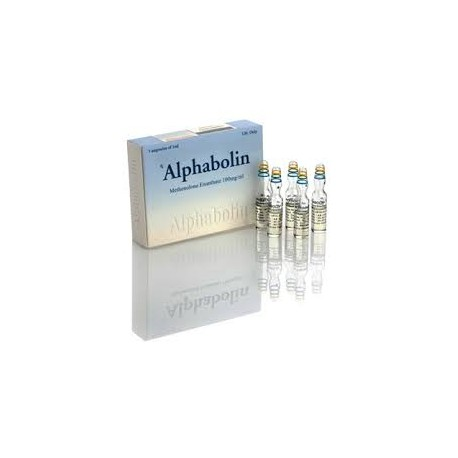 Alphabolin Alpha Pharma Methenlon Enanthate (Primobolan)