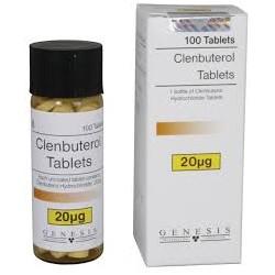 Clenbuterol Tabletten Genesis