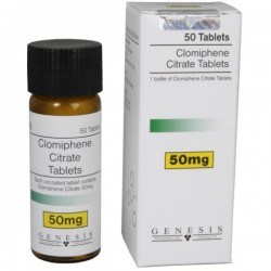 Klomifen citrát Genesis