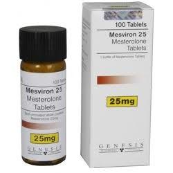 Mesviron 25 Tablets Genesis