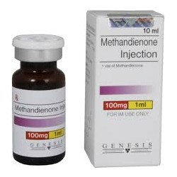 Methandienone injectie Genesis