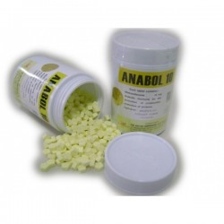 Anabol 10mg dispensario británico 500 tabletas