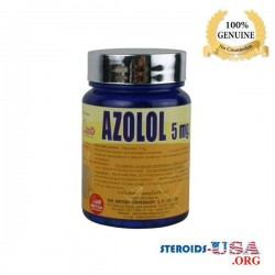 Azolol 5mg British Dispensary 100 Tablets (Winstrol Pills)