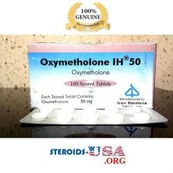 Oxymetlon IH 50 (Anadrol 50) 50 tabs (50 mg / flik)