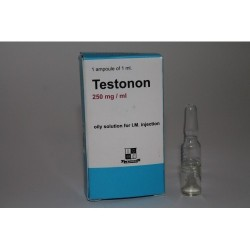 Ampola de 1ml / 250mg Testonon (Durateston) Olando Antonio, Paquistão.