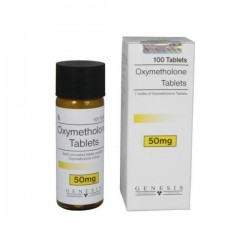 Oxymetholone [Anadrol 50] tabletter Genesis [50mg/fane]