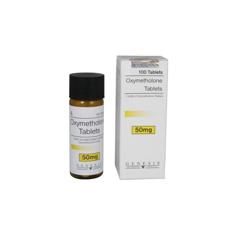 genesis oxymetholone review