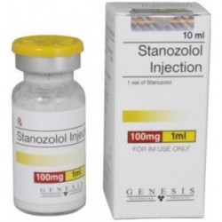 Stanozolol injeksjon Genesis [100mg/ml]