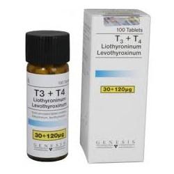 T3 + T4 Tabletten Genesis