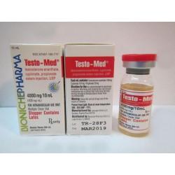 Testo-Med Bioniche gyógyszertár (tesztoszteron keverék) 10ml (400 mg / ml)