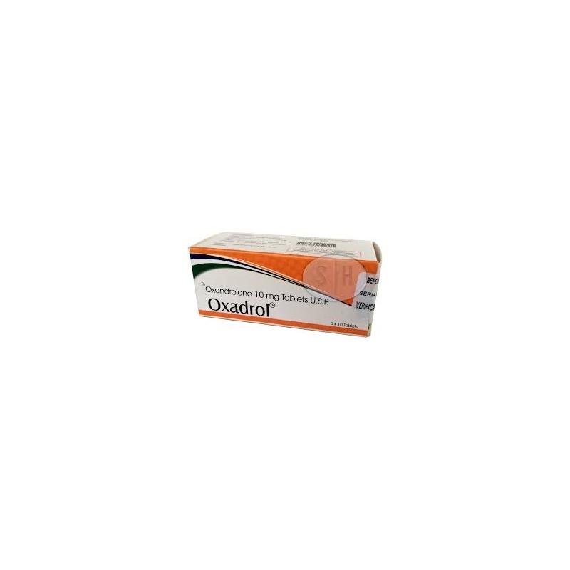 anavar 50 mg tabs