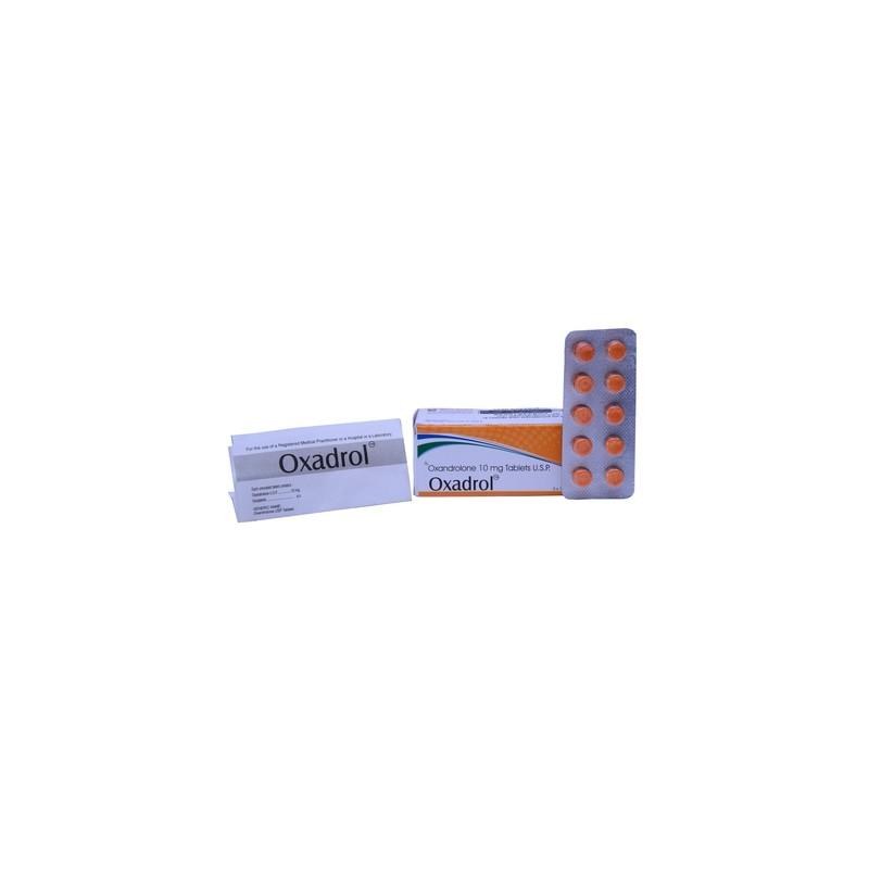Oxadrol Shree Venkatesh (Oxandrolone, Anavar) 50tabs (10mg
