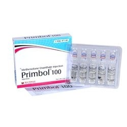 Primobol 100 Shree Venkatesh (injection de Primobolan)