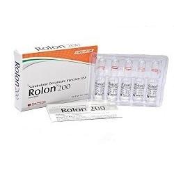 Rolon 200 Shree Venkatesh (decanoato de nandrolona injeção USP)