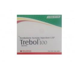 Trebol 100 Shree Venkatesh (acetato de trembolona injeção USP)