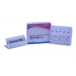 Testop 100 Shree Venkatesh (testosteronpropionaatinjectie USP)