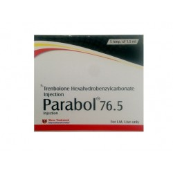 Parabol 76.5 Shree Venkatesh (Trenbolone Hexahydrobenzylcarbonate)