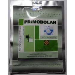 Primobolan Hubei 25mg (methenolone acetate) 50 tabs