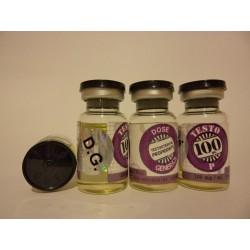 Prueba P Dosis genérica (propionato de testosterona) 10 ml (100 mg / ml)