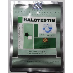 Halotestin Hubei 5mg (fluoxymesterone) 50 comprimés