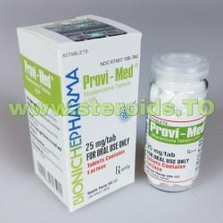 Provi-Med Bioniche Pharma (Proviron) 60-välilehti (25 mg / välilehti)