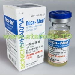 Deca-Med Bioniche Pharma (Nandrolon Decanoaten) 10ml (300mg/ml)
